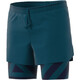 adidas Agravic 2In1 Shorts Men petrol night